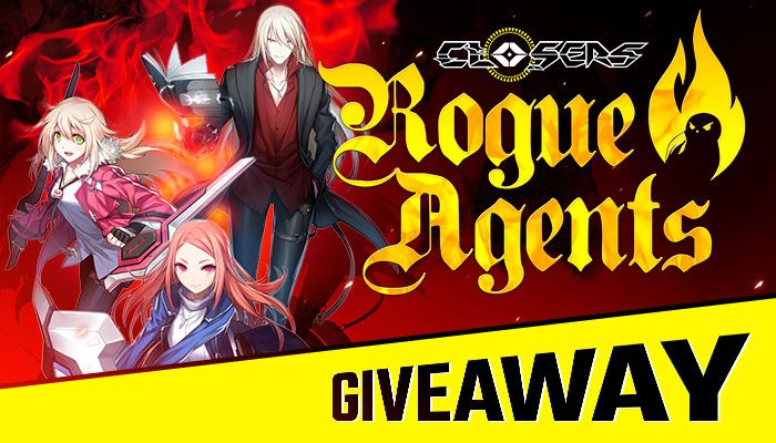 Closers Rogue Agents Celebration Box Giveaway! - Closers Giveaways