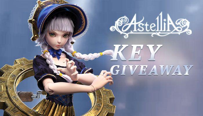 mmo beta key giveaways