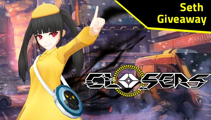 Closers Online Beta Key Giveaway