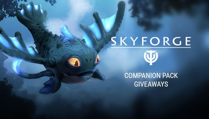 Skyforge Gift Package Giveaway!