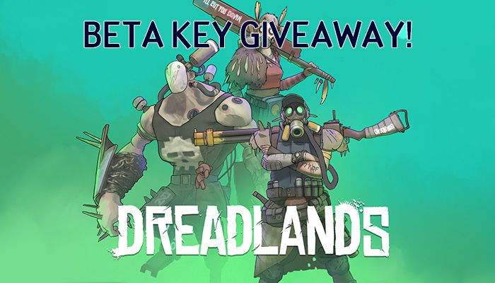Dreadlands Beta Key Giveaway!