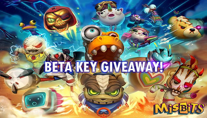 Misbits Beta Weekend Key Giveaway!