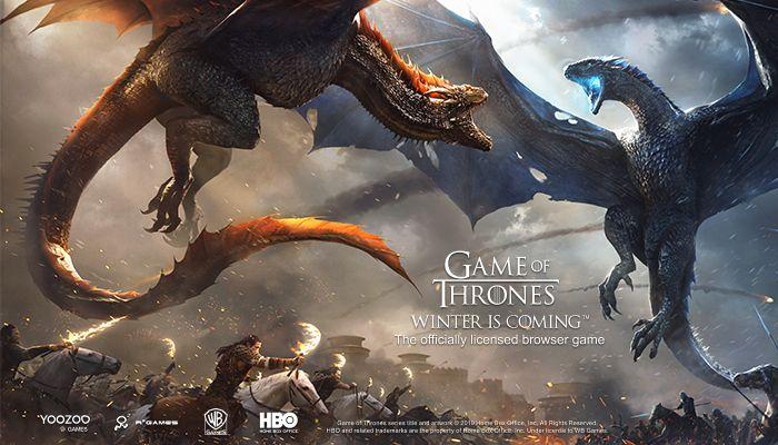 Sorteo de Game of Thrones: Winter is Coming