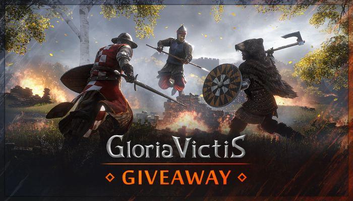 ¡Sorteo del juego Gloria Victus!