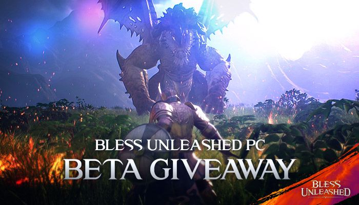 Bless Unleashed Closed Beta Key Giveaway!