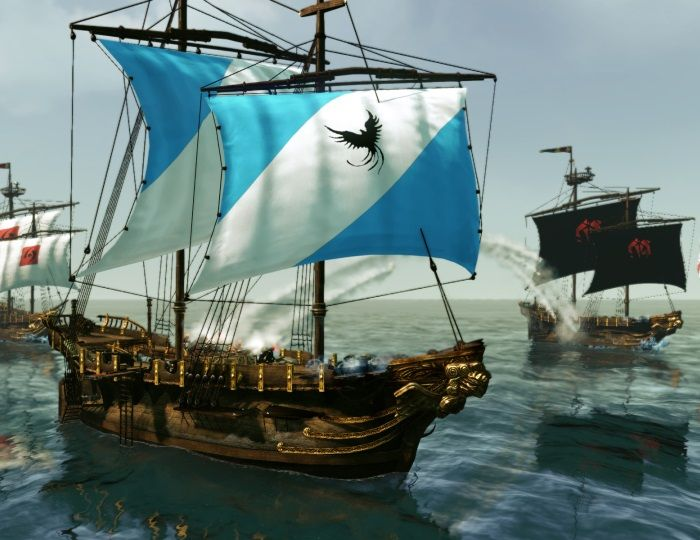 High Seas Shenanigans in From Distant Shores Event - MMORPG.com