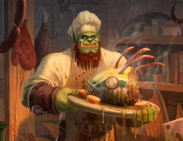 The Culinary Diversity Of Azeroth Shines In New Cookbook - MMORPG.com