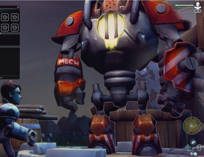 Robot-Themed Goliath Arrives on Steam