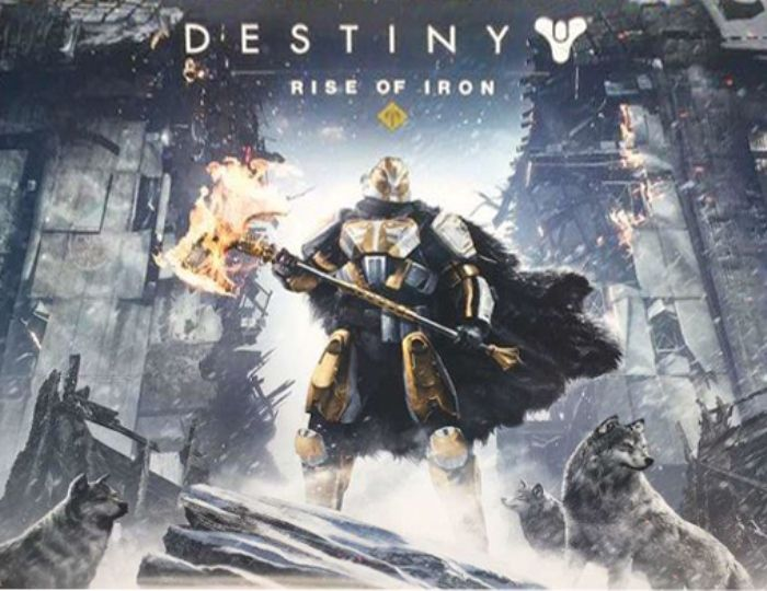 Expansion Title Leaked - Rise of Iron - Destiny News
