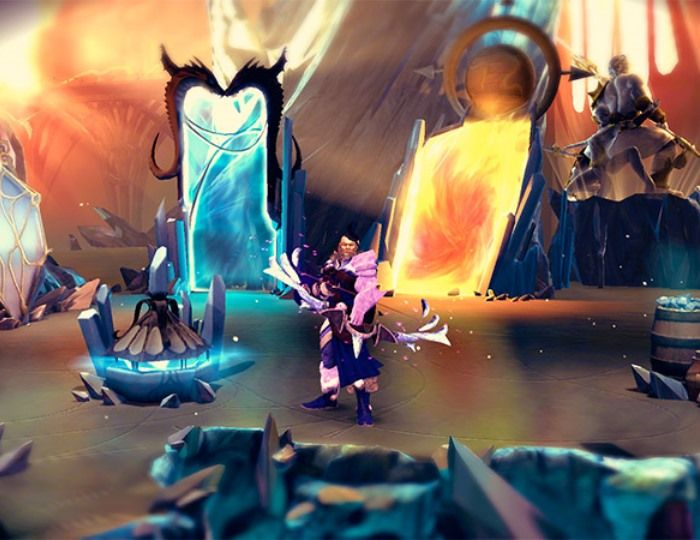 Sacred-based Title Coming to Mobile Devices
