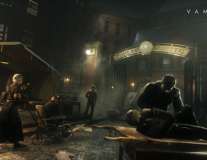 Both Savior & Monster? New Screens Reveal Protagonist - Vampyr News