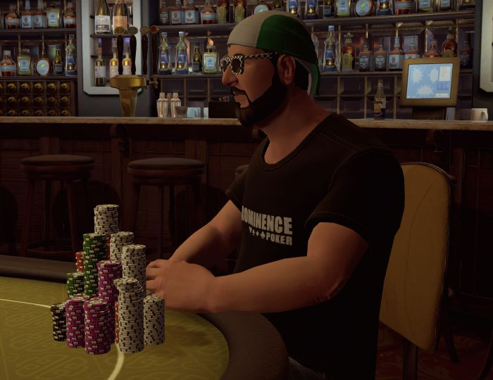 Prominence Poker - World Champion Aids in Development