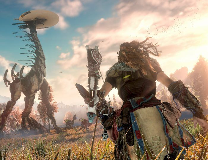 Horizon: Zero Dawn Pushed Back to February 2017