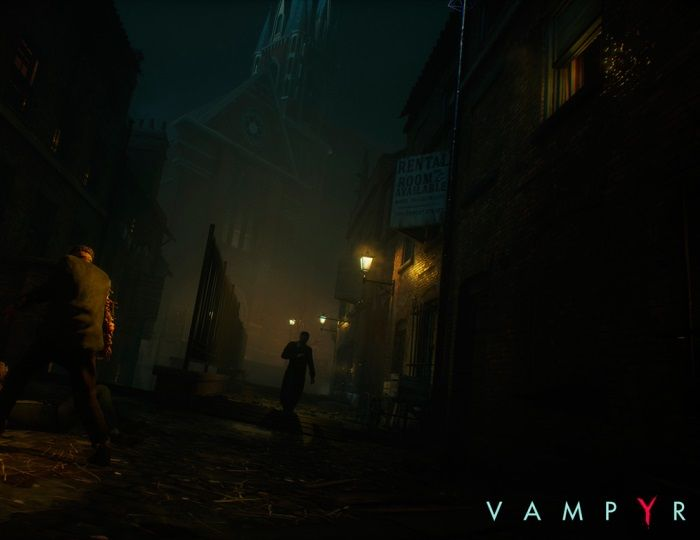 E3 Trailer Shows The Hero's Nightmare - Vampyr News