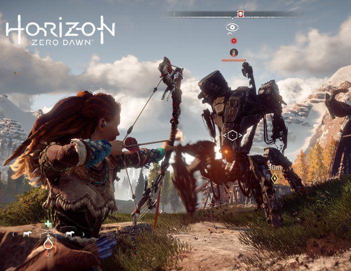 Horizon: Zero Dawn Gameplay & Release Date - MMORPG com News