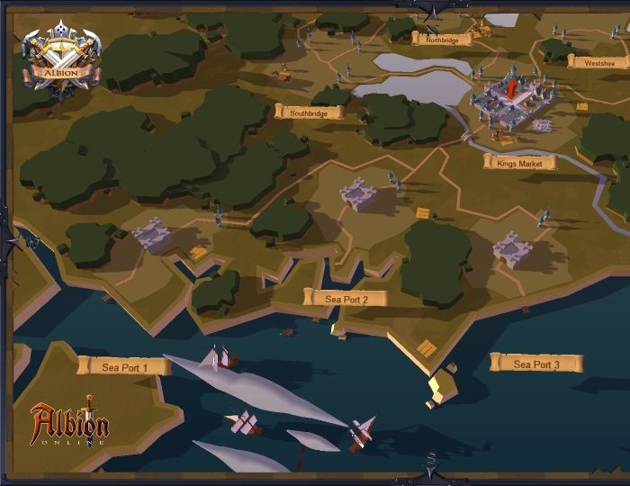 New world map features royal islands the outlands albion online new world map features royal islands the outlands albion online mmorpg gumiabroncs Image collections