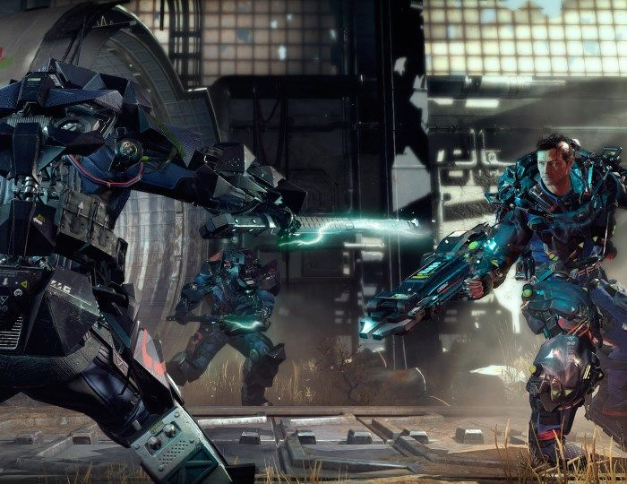 The Surge E3 2016 Trailer Reveals Gameplay Action
