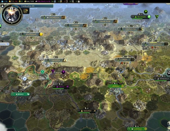 Not So MMO But Very Cool - Civilization V Heading to School