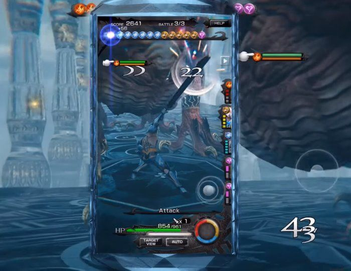 Mobius Final Fantasy Announcement Trailer & Launch Date