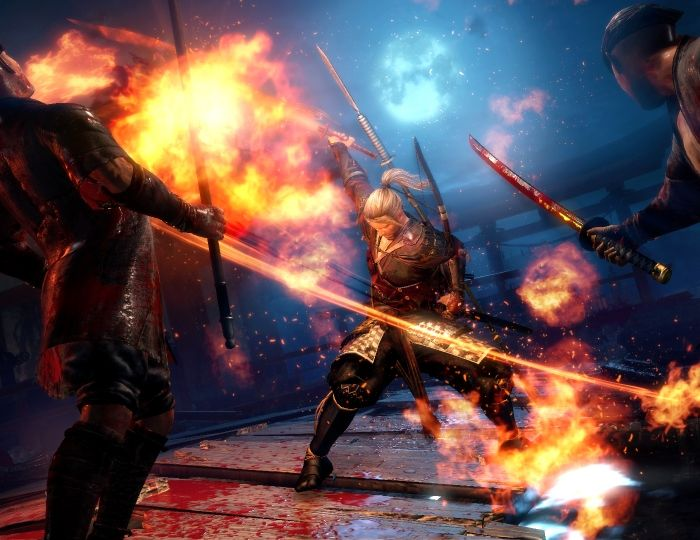 Play the Nioh Beta Demo from August 23 to September 6