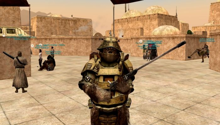 EMU Team Looking for Volunteers - Star Wars Galaxies News