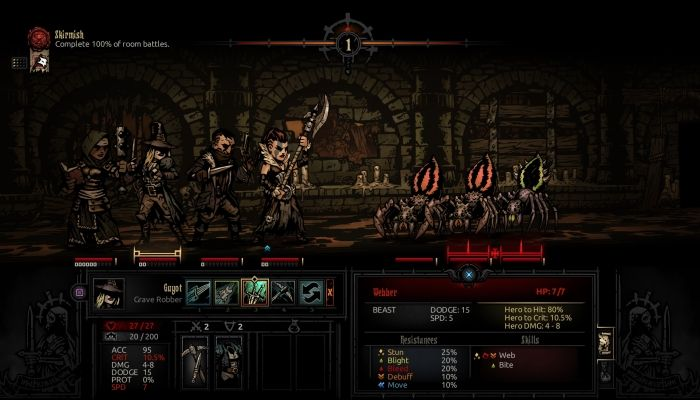 Headed to PlayStation 4 & PlayStation Vita on September 27th - Darkest Dungeon News