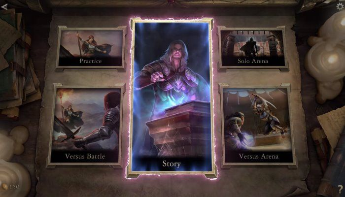 Elder Scrolls Legends Open Beta Begins