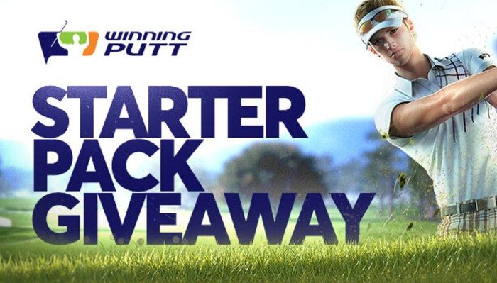 Starter Pack Giveaway - Winning Putt News