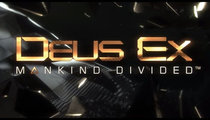 Launch Trailer Heralds the Iconic Series' Return - Deus Ex: Mankind Divided - MMORPG.com