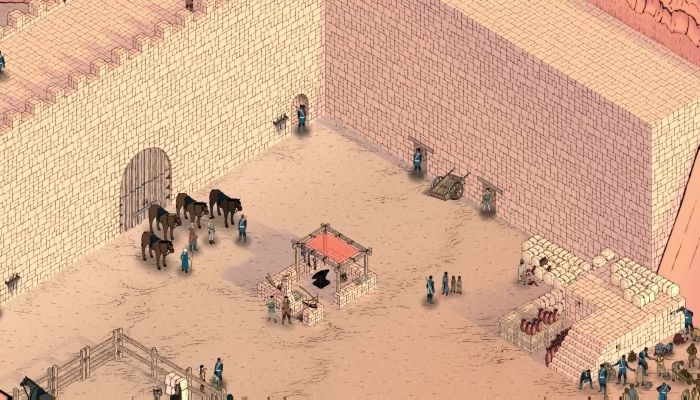 Tahira - Tactical Turned-Based RPG Launches