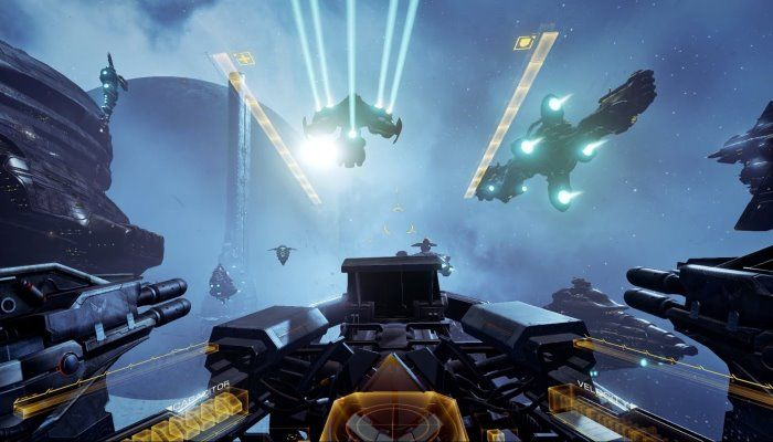 Demo Version to be Packaged with PlayStation VR - EVE: Valkyrie News