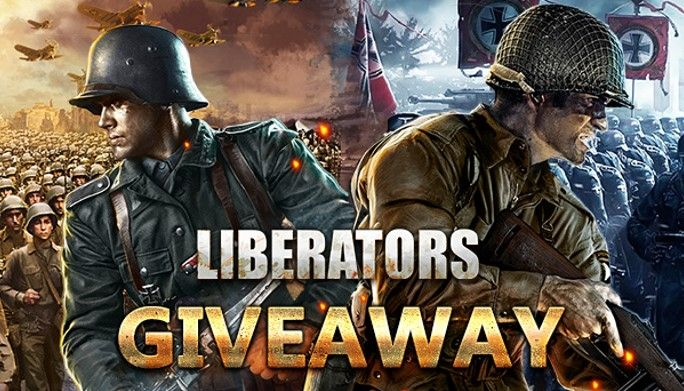 Free Gift Pack Giveaway! - Liberators News