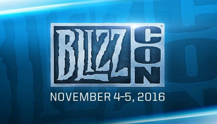 Pre-BlizzCon E-Sports Calendar Published