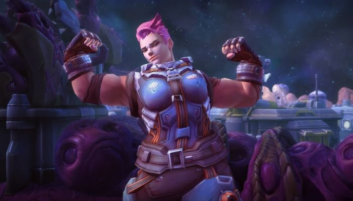 Zarya Shines in the Spotlight in Latest Video - MMORPG.com