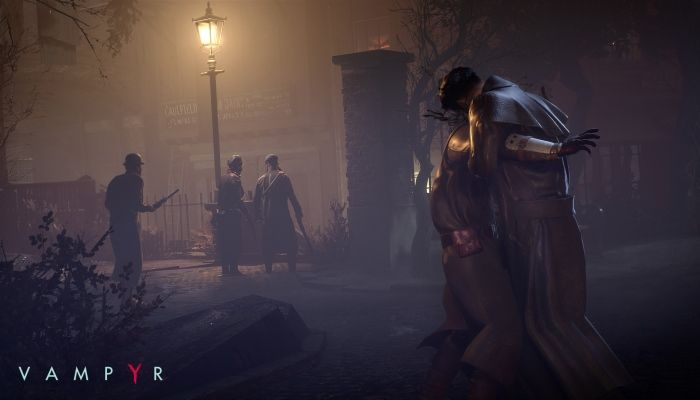 New Screens Show Combat  - Vampyr News