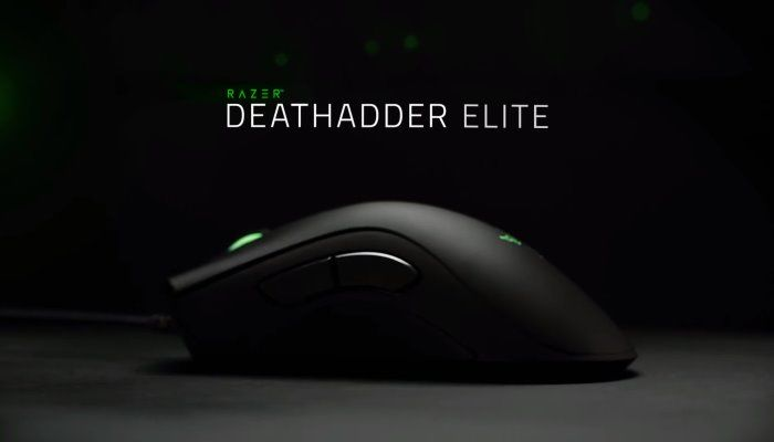 Razer Releases DeathAdder Elite Gaming Mouse