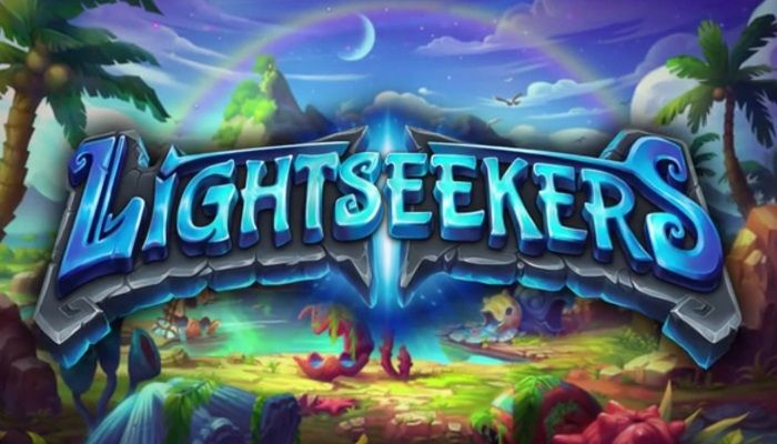 Lightseekers: ARPG, Trading Cards, Comics & AR Together
