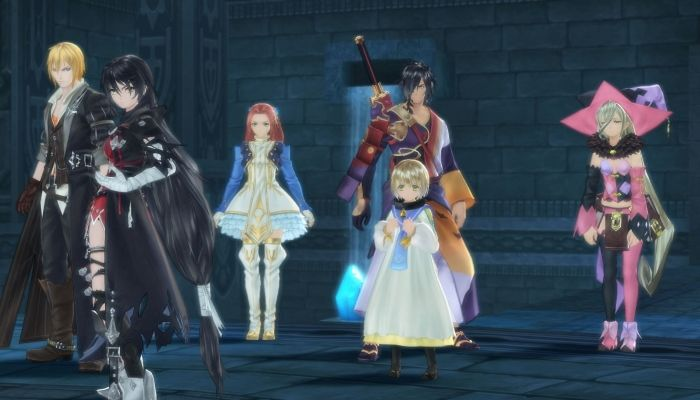 Tales of Berseria Coming to PS4 & PC on January 24, 2017