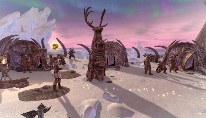 Something's Fishy in the Sea of Moving Ice - Neverwinter - MMORPG.com