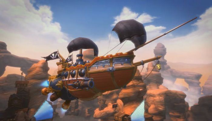 Cloud Pirates Closed Beta to Begin on October 18th
