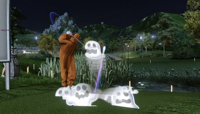 New All Hallow's Eve Event Swings Into Game - Winning Putt News