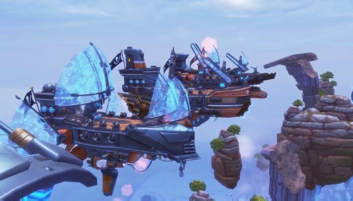 Cloud Pirates CBT Begins with New Tips & Tactics Trailer
