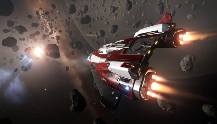 The Guardians & v1.7 to Take Flight on October 25th - Elite: Dangerous News