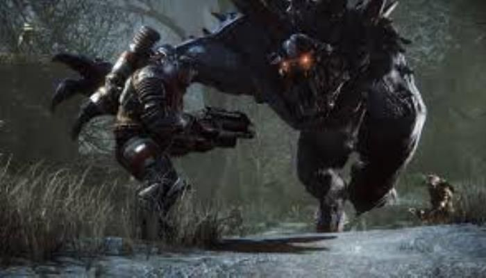 Turtle Rock Ceases Development on Evolve