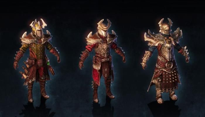 Amazing 'Common' Armor Showcased in New Blog - MMORPG.com