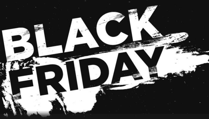 EVEN MORE GOOD NEWS: Black Friday's Coming! Be Prepared!