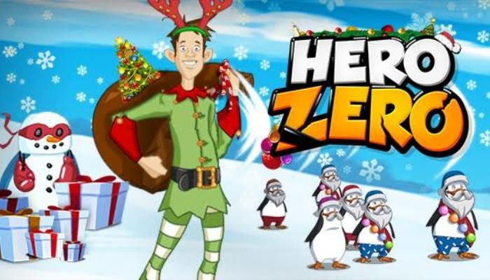 The Holidays Arrive  - Hero Zero News