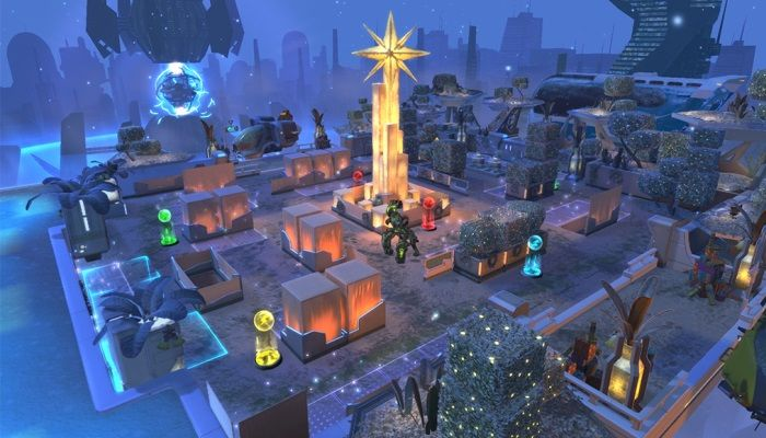 New Freelancer, Phaedra, Arrives with Snowmageddon - Atlas Reactor - MMORPG.com