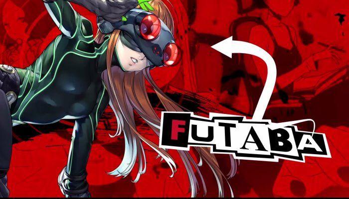 Hacker Deluxe, Futaba Sakura, Introduced in New Video