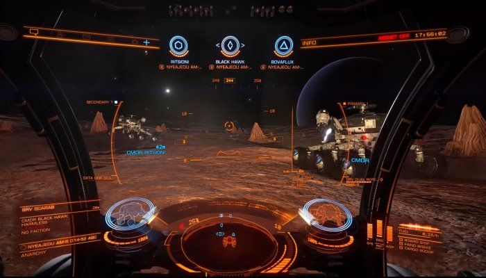 Headed to PlayStation 4 in Q2 2017 - Elite: Dangerous News